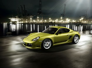 Porsche sheds the weight off the Cayman R