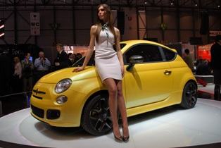 Fiat surprises everyone with their Fiat 500 Zagato Coupe