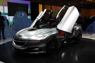 On their own, Saab does better with their new PhoeniX concept