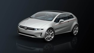 Giugiaro first model after joining VW, the Volkswagen Giugiaro Tex Concept