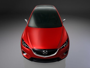 Mazda Minagi Concept – this is one handsome cheetah