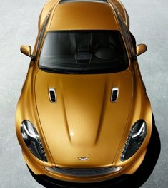 Aston Martin rolls out the 2012 Virage