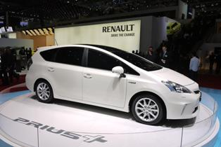 Prius+ comes with all the goodness and carries 7 people