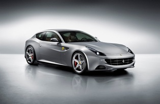 Ferrari FF – the very comfortable four seater