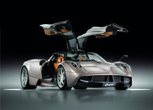 The 2012 Pagani Huayra – Welcome to the future