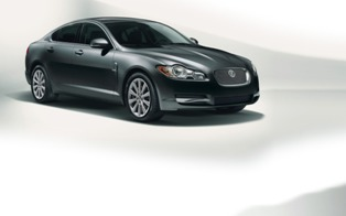 Go designer label as Jaguar rolls out XF and XJ Designer Edition in Amsterdam