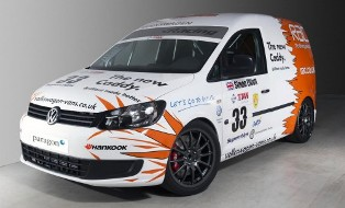The Volkswagen Caddy Racer – comes power pack with 270 horses