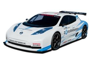 Nissan LEAF NISMO RC – the Racing EV