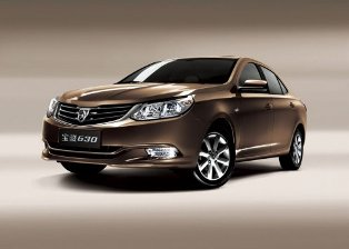 Baojun 630 from GM launched in China