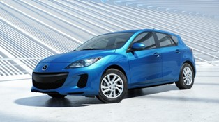 2012 Mazda3 is the first with new SkyActiv technology