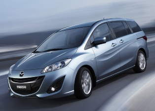 New Mazda5 arrives to our shores