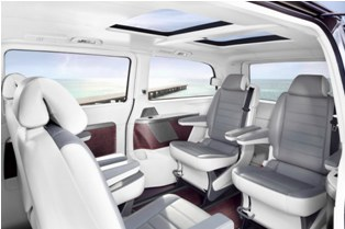 The Mercedes Viano Vision Pearl shows the way with what can be done in a van