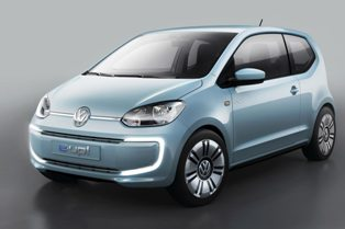 Volkswagen e-up! Concept to go into production