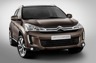 Citroen to join the SUV segment with the new Mitsubishi ASX based C4 Aircross