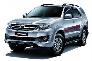 Facelifted Toyota Fortuner launched