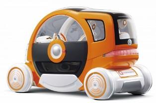 Suzuki Q-concept the mobility vehicle of the future