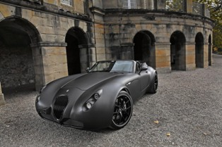 Wiesman MF5 Black Bat – Guess which bat is this car for?