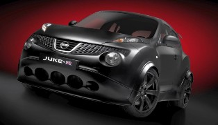 Nissan Juke-R – the crossover with the GT-R attitude