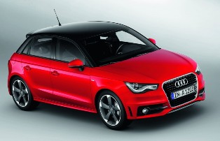 Audi to roll out the new 5 door A1 Sportback next year