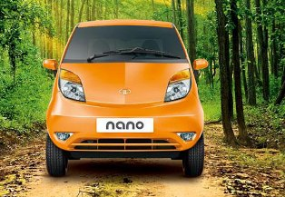 World's Cheapest Car Tata Nano to be better for 2012