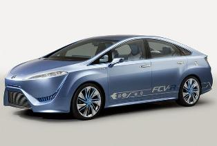 Toyota's FCV-R Concept in Tokyo is a step closer to hydrogen vehicles reality