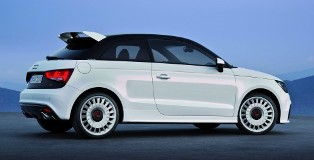 333 units of the top-range Audi A1 Quattro announced for 2012