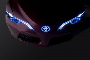 Onward to the future with the new Toyota NS4 plug-in concept