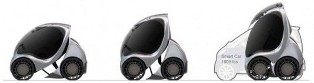 Hiriko EV – the foldable electric car