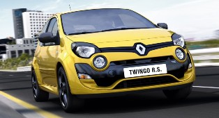 New facelifted Renault Twingo gets the Twingo Renaultsport treatment