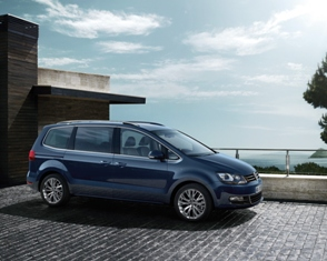 VW Malaysia adds the Volkswagen Sharan MPV