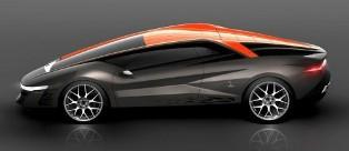 The beautiful Bertone Nuccio concept coming to Geneva