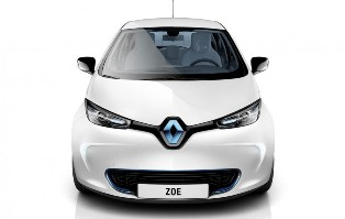 Renault launches the affordable ZOE electric car