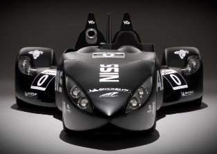 Nissan to experiment new technologies in Nissan DeltaWing