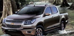 Naza Quest brings in 3 versions of the new Chevrolet Colorado