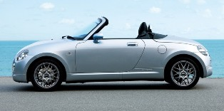 Daihatsu Copen to stop production this year after disappointing sales