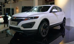 Is the Youngman Lotus T5 going to be the new SUV from Proton?