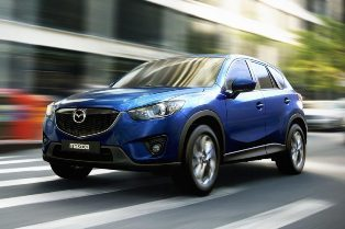 Mazda CX-5 2.0 SkyActiv-G officially launched