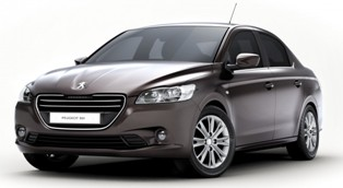 Peugeot to launch new compact sedan for new markets, the Peugeot 301 in September