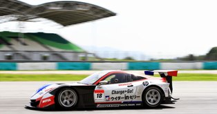 Full range of new and upcoming brands from Sime Darby Motors at Super GT 2012