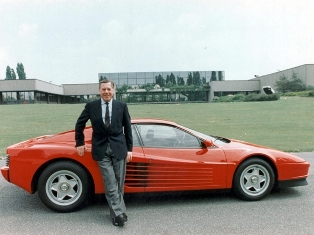 RIP: Sergio Pininfarina, the man who changed the auto world