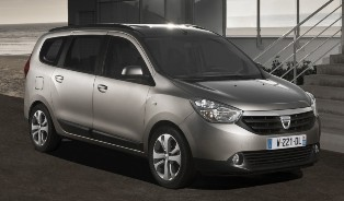 Renault's Dacia Lodgy to enter the affordable and practical MPV market