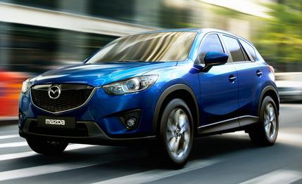 Mazda CX-5 coming to our shores soon