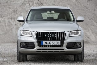 Face-lifted Audi Q5 more powerful and with more goodies