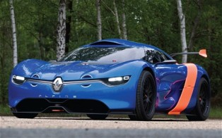 Renault and Caterham in JV to develop Alpine sports cars