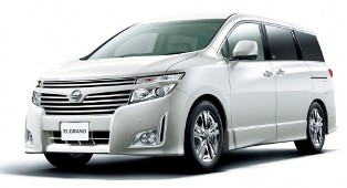 Tan Chong Motors launches the Nissan Elgrand 3.5 V6