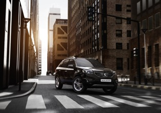 TC Euro Cars launches the new face-lifted Renault Koleos