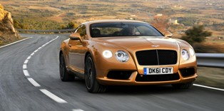Bentley Continental GT V8 and GTC launched