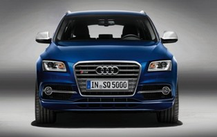 Audi SQ5 TDI – one of the most powerful diesel-powered car