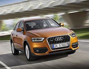 New Audi Q3 arrives