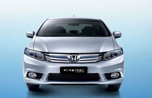 9th Generation Honda Civic launched including the Honda Civic Hybrid